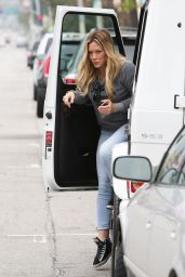 Hilary Duff Booty in Jeans - June 2015