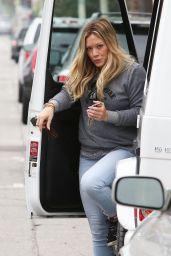 Hilary Duff Booty in Jeans - June 2015