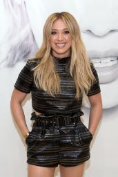 Hilary Duff - Breathe In, Breathe Out CD Signing Event in Lake Grove, New York