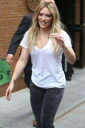 Hilary Duff - Leaving