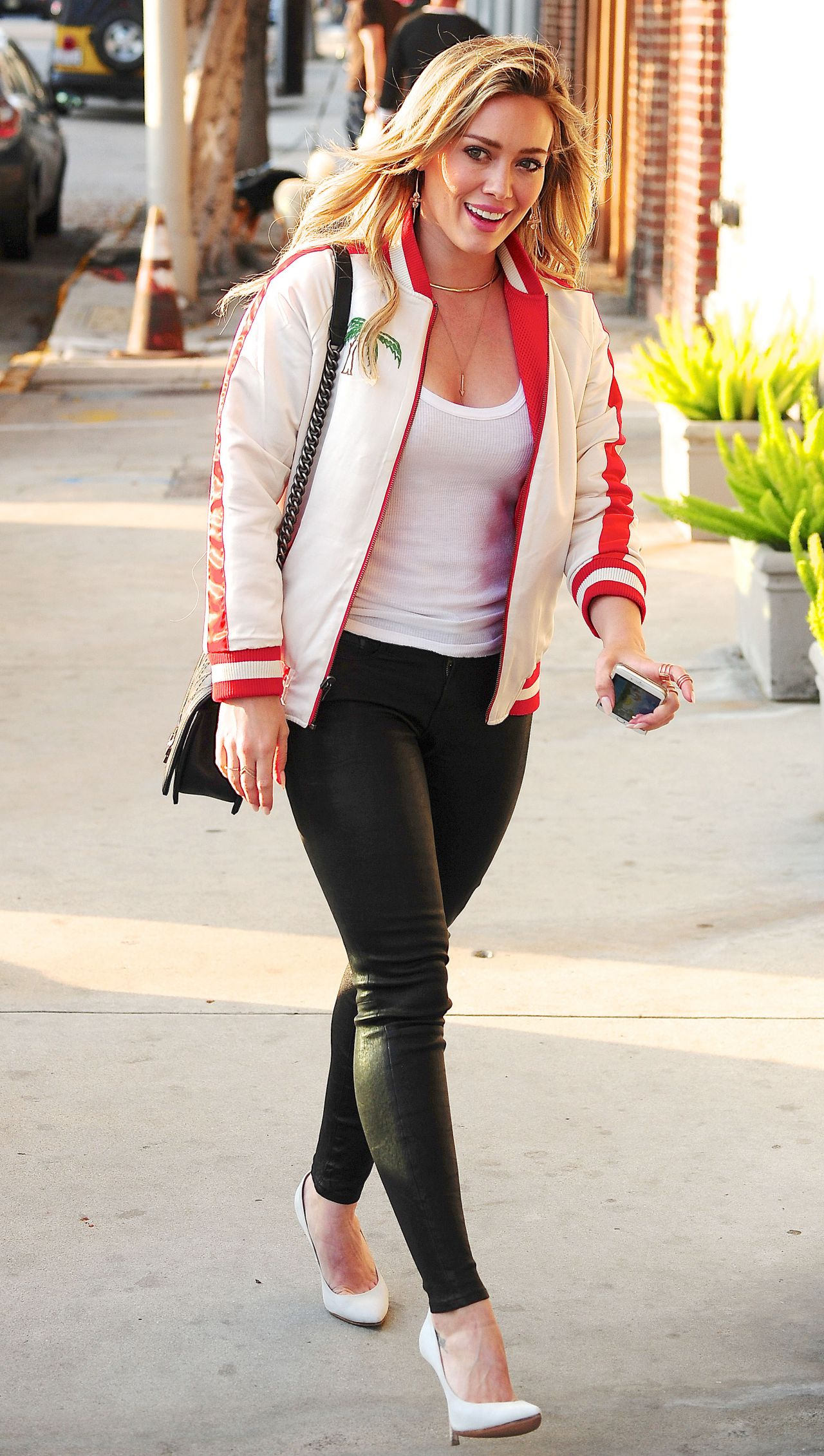 Hilary Duff – Out in Beverly Hills – June 2015