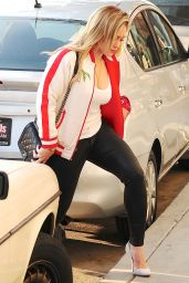Hilary Duff - Out in Beverly Hills - June 2015
