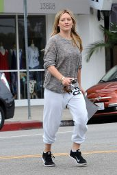 Hilary Duff - Out in Studio City, June 2015