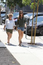 Hillary Swank - Out in Los Angeles, June 2015