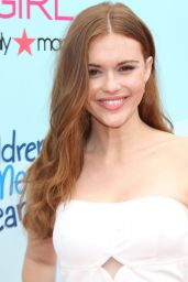 Holland Roden - 2015 Children Mending Hearts Empathy Rocks Fundraiser in Malibu