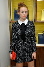 Holland Roden - Serapian Milano Opening of First U.S. Retail Store in Beverly Hills