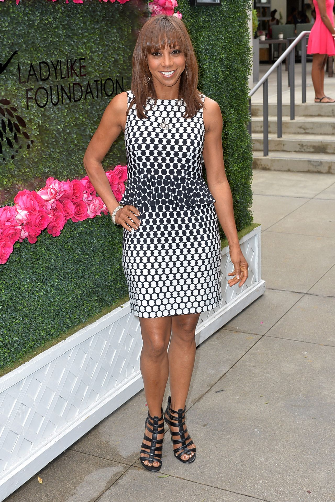 holly robinson peete young