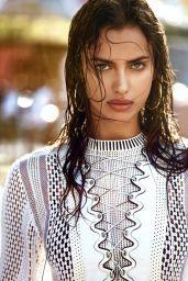 Irina Shayk - Photoshoot for Telegraph Magazine June 2015