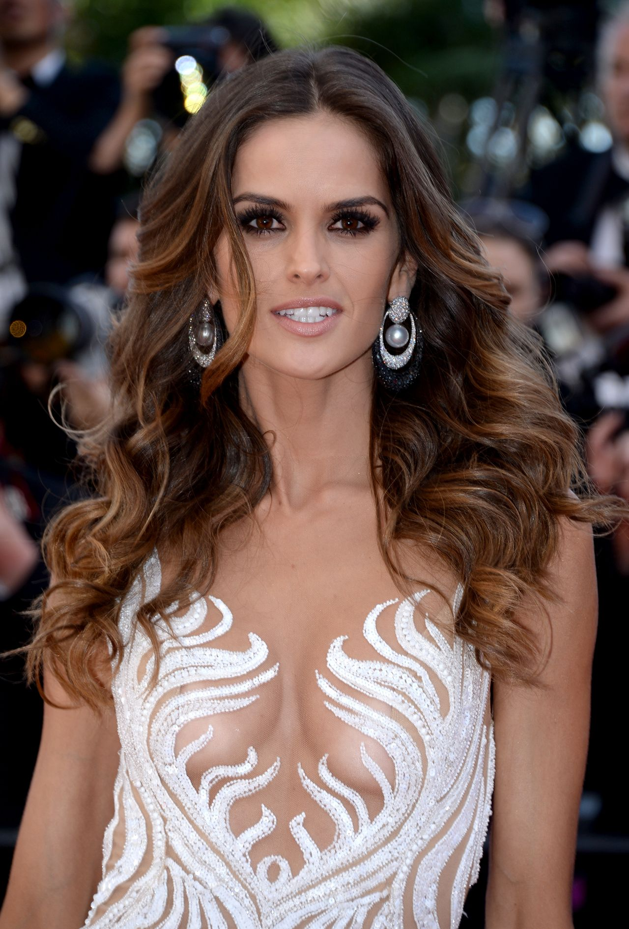 Izabel Goulart Youth Premiere During The Cannes Film