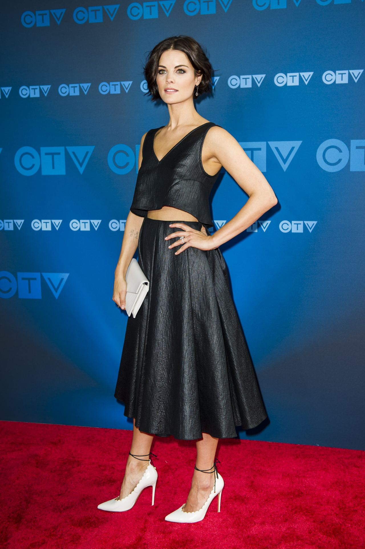 Jaimie Alexander 2015 Ctv Upfronts In Toront