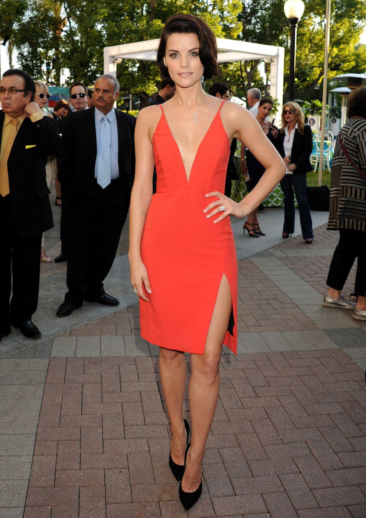 Jaimie Alexander The Brink Premiere In Hollywood