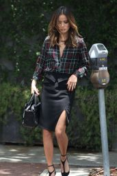 Jamie Chung Style - Out in West Hollywood, June 2015