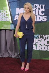 Jamie Lynn Spears - 2015 CMT Music Awards in Nashville
