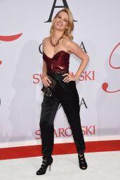January Jones – 2015 CFDA Fashion Awards in New York City