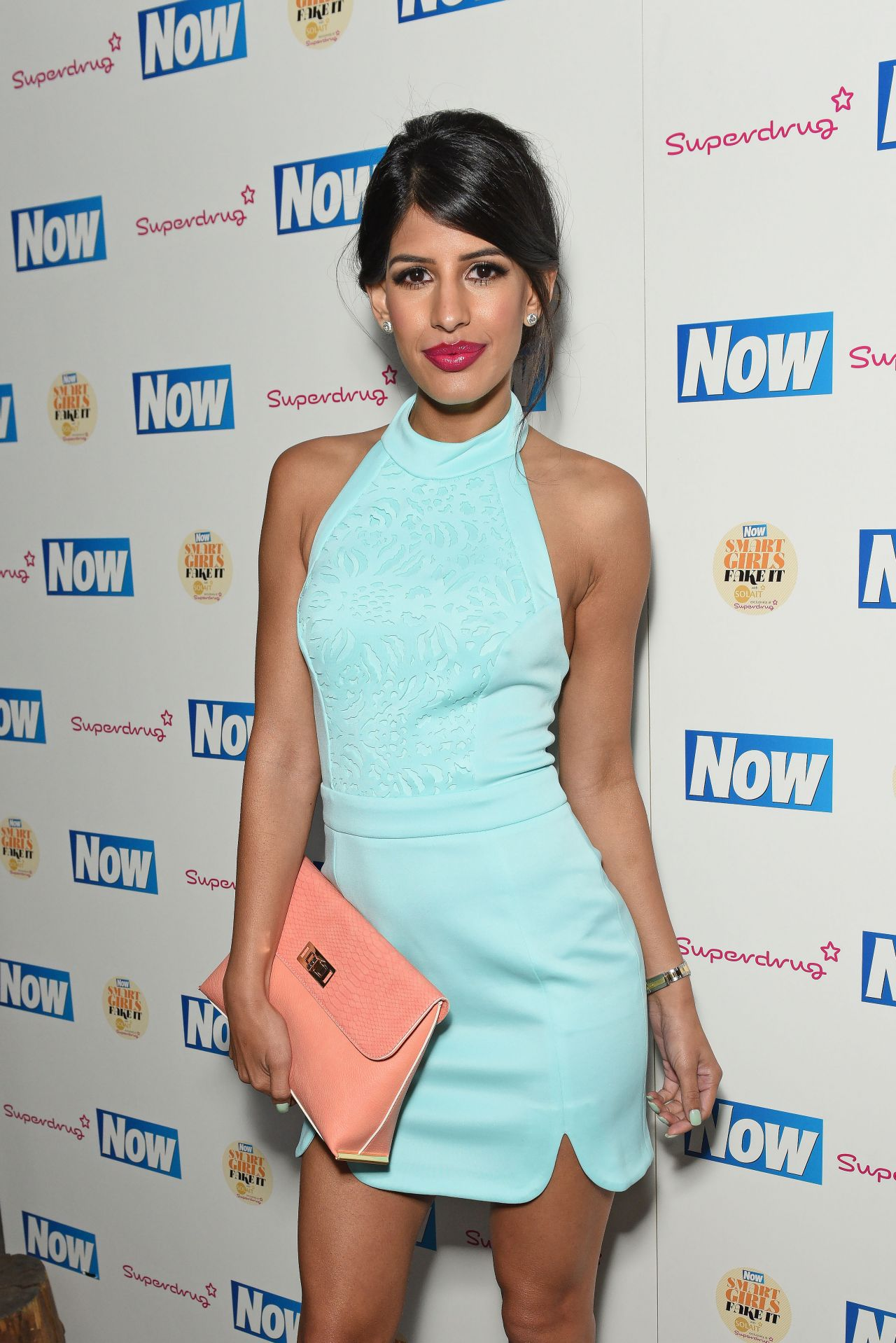 Walia - Now Smart Girls Fake It Campaign Launch Party in London