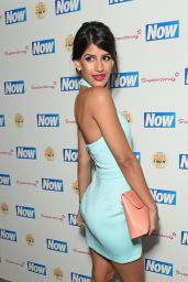 Jasmin Walia - Now Smart Girls Fake It Campaign Launch Party in London