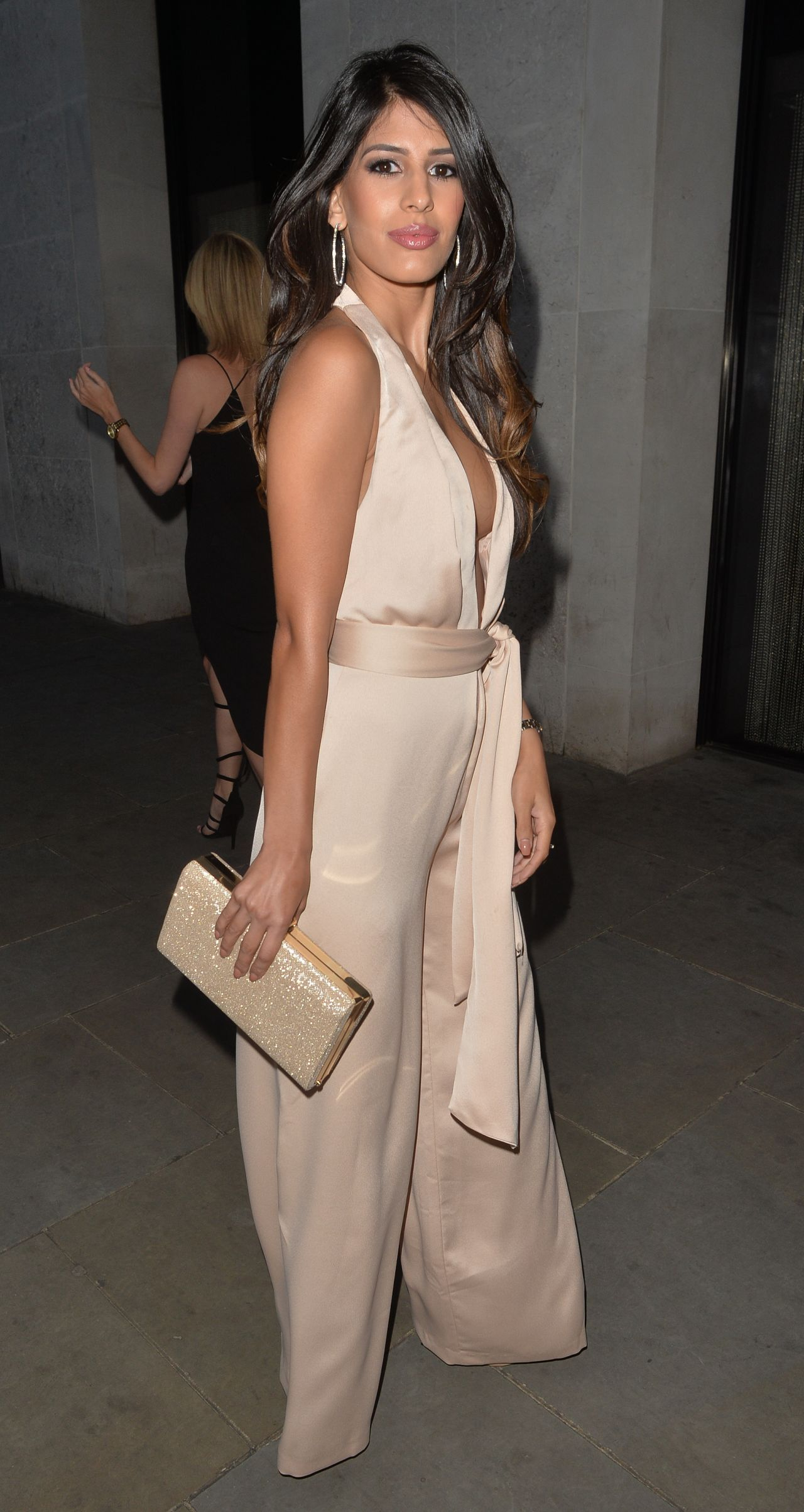 Georgia May Foote Night Out Style - STK restaurant in London