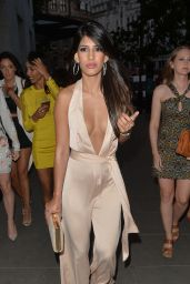 Jasmin Walia Style - at STK Restaurant in London, June 2015