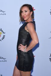 Jelena Jankovic – Pre-Wimbledon Party 2015 at Kensington Roof Gardens 99 in London