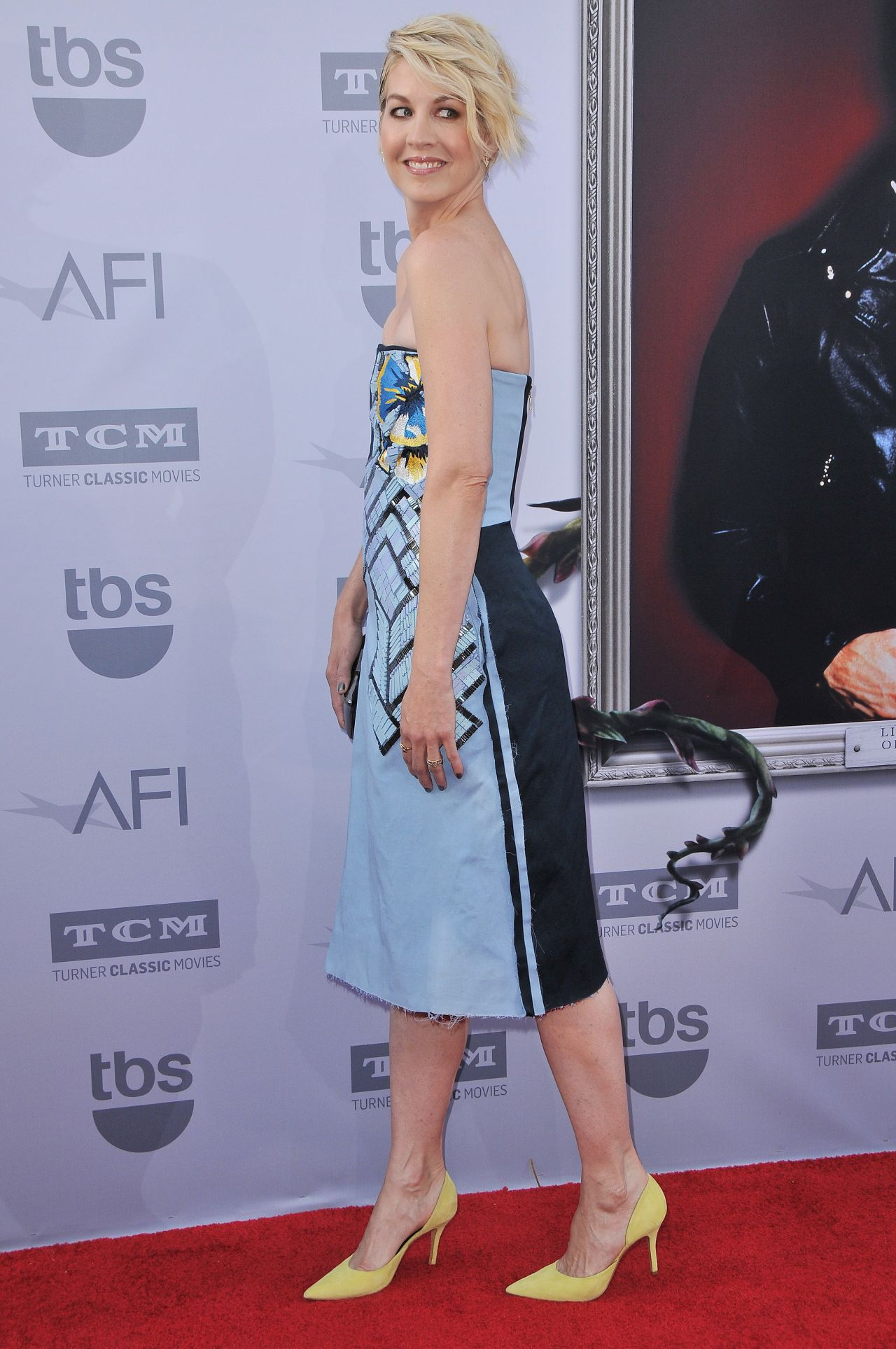Jenna Elfman 2015 Afi Life Achievement Award Gala In