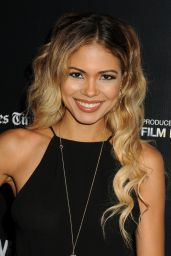 Jennifer Freeman at the Screening of
