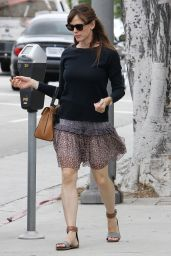 Jennifer Garner - Out in Brentwood, June 2015