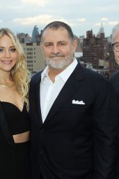 Jennifer Lawrence - Assouline and W Magazine Host an Intimate Dinner in NYC