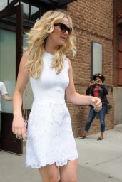 Jennifer Lawrence Style - New York City, June 2015