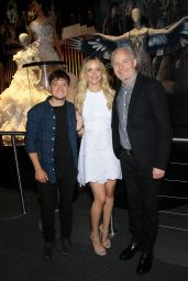Jennifer Lawrence - The Hunger Games: The Exhibition VIP Event in New York City