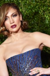 Jennifer Lopez - 2015 Tony Awards in New York City