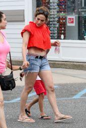 Jennifer Lopez Booty in Shorts - NYC, June 2015