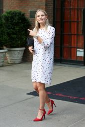 Jennifer Morrison at Bowery Hotel in New York CIty, June 2015