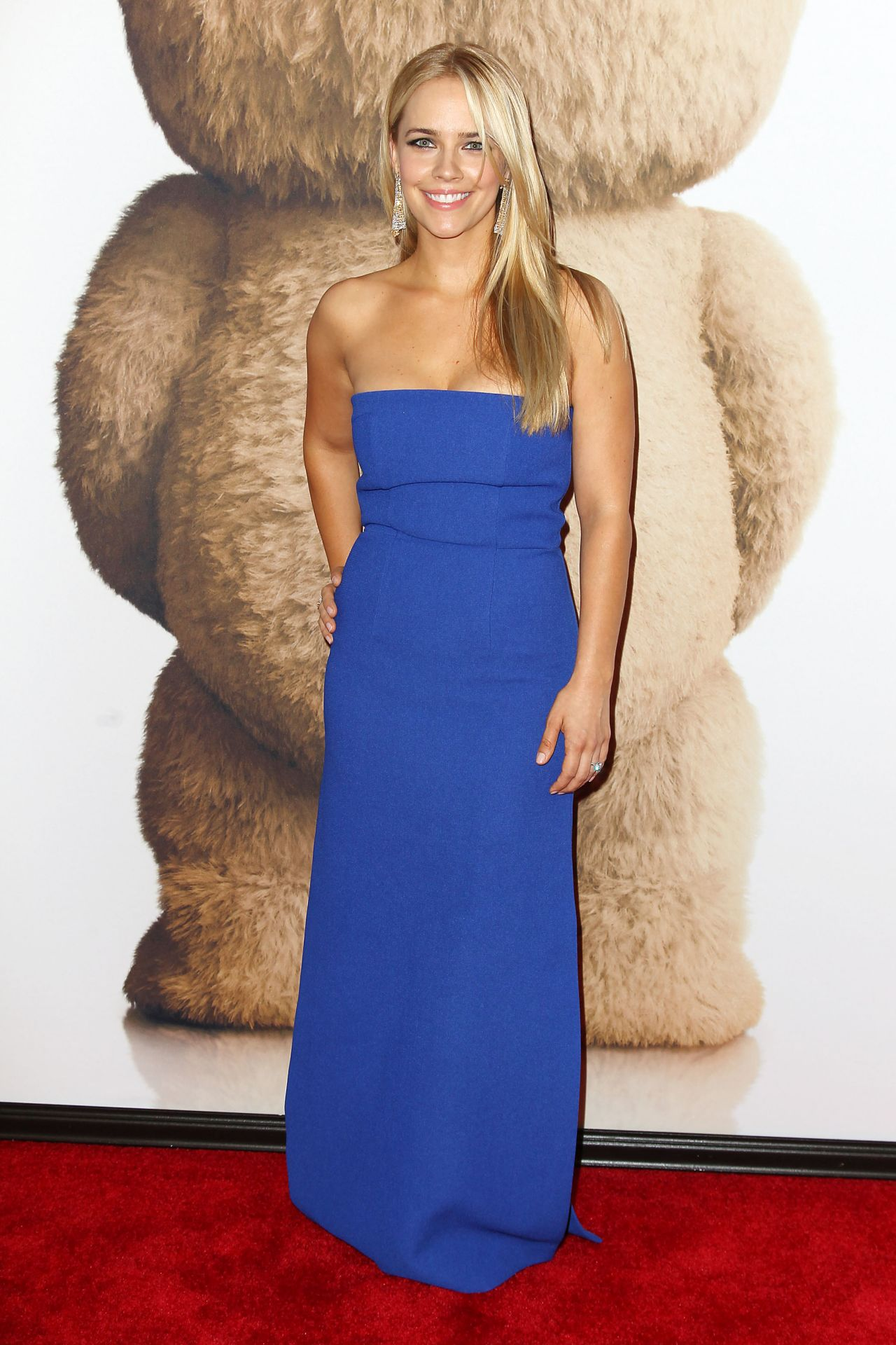 jessica barth ted