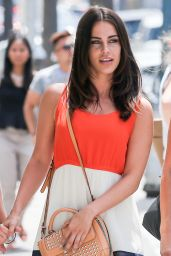 Jessica Lowndes Street Fashion - Out in Beverly Hills, June 2015