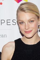 Jessica Stam - 2015 Discover Many Hopes Gala in NYC
