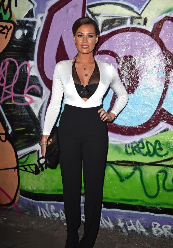 Jessica Wright - Storm Model Agency Party, London, June 2015
