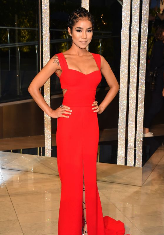 Jhené Aiko – 2015 CFDA Fashion Awards in New York City