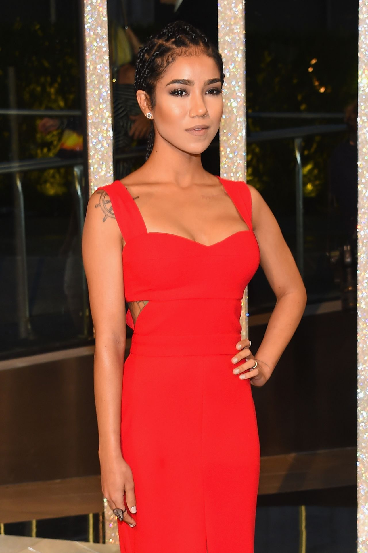 Jhen 233 Aiko 2015 Cfda Fashion Awards In New York City