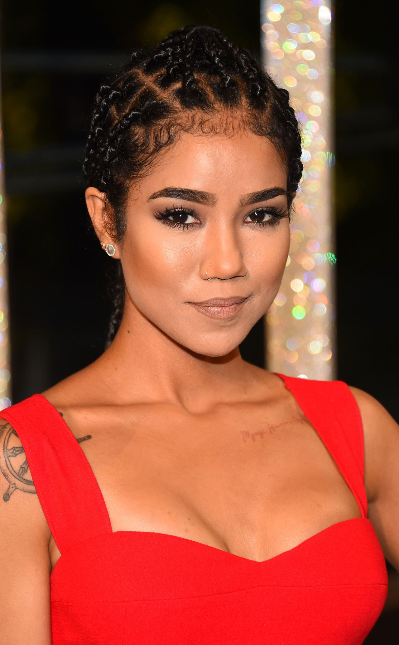 Adidas X Parley >> Jhené Aiko – 2015 CFDA Fashion Awards in New York City