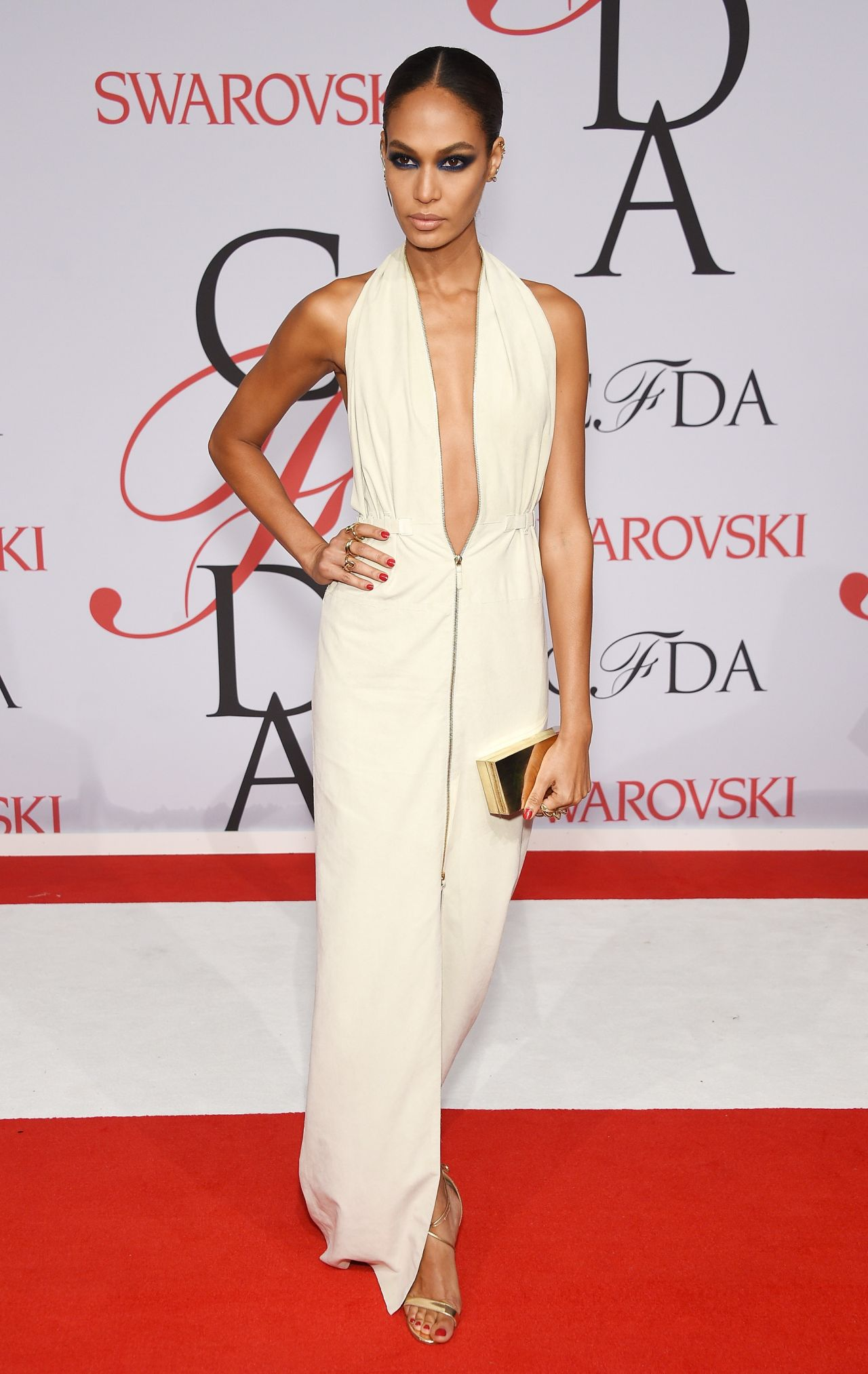 Joan Smalls – 2015 CFDA Fashion Awards in New York City