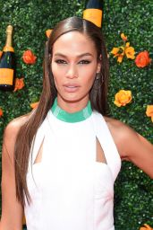 Joan Smalls – 2015 Veuve Clicquot Polo Classic in New Jersey
