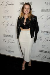 Joanna JoJo Levesque - Grand Opening Of Le Jardin in Hollywood, June 2015