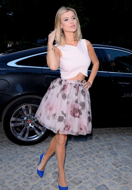 Joanna Krupa - Raffaello Party in Warsaw, June 2015