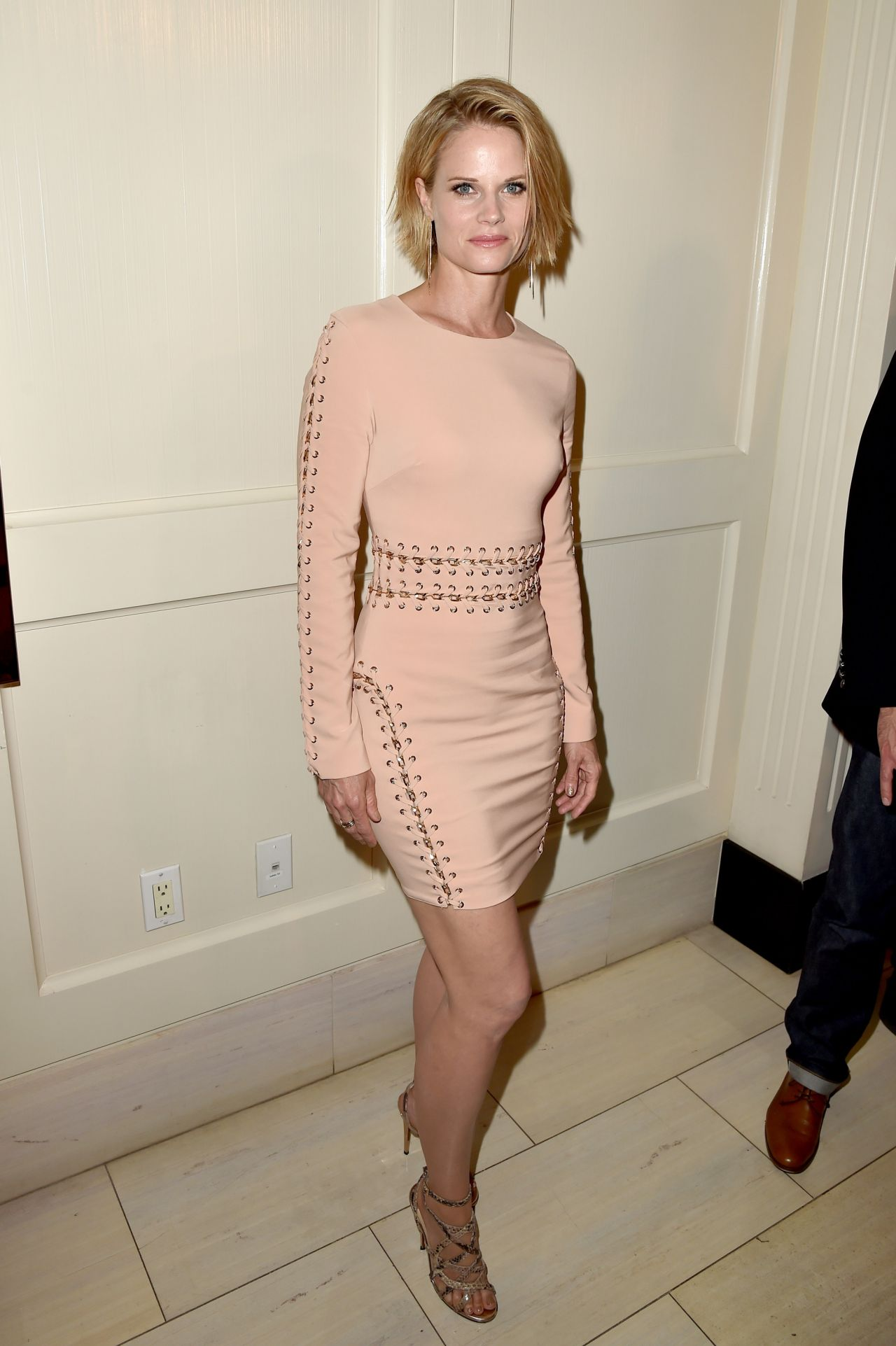 Joelle Carter 2015 Thewrap Emmy Party In West Hollywood