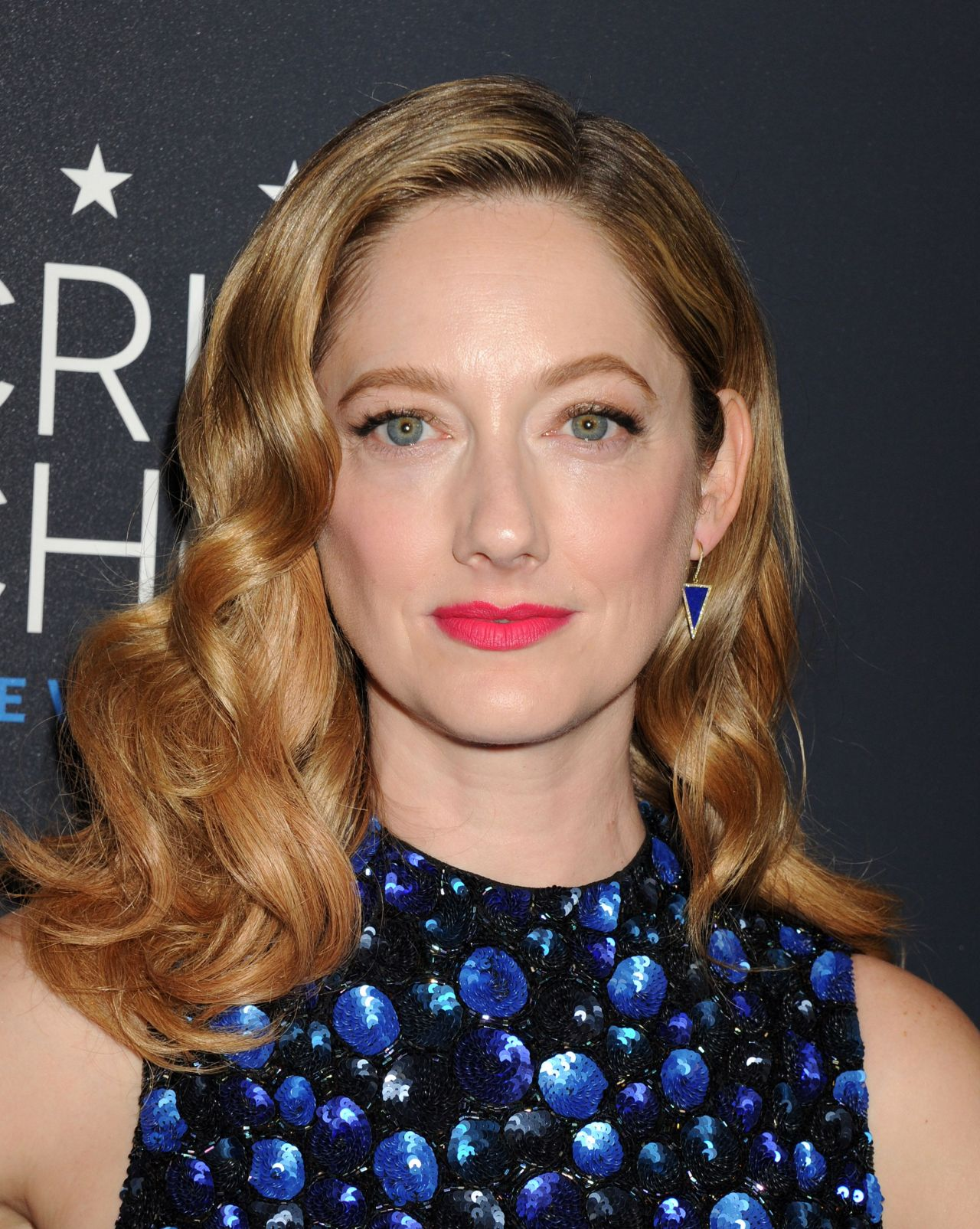 Judy Greer 2015 Critics Choice Television Awards In Beverly Hills