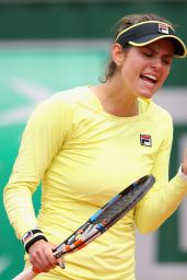 Julia Goerges – 2015 French Tennis Open at Roland Garros in Paris – 3rd Round