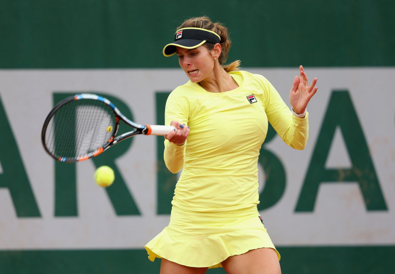 Julia Goerges Tennis Pictures to Pin on Pinterest - PinsDaddy
