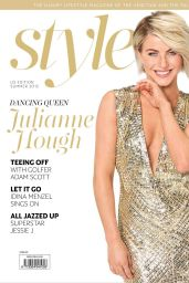 Julianne Hough - Style Magazine (USA) - Summer 2015 Issue