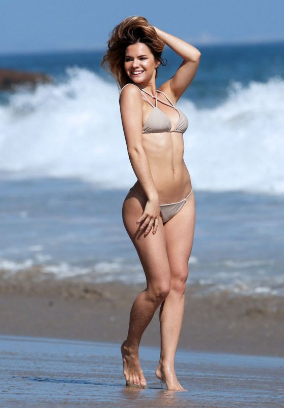 Kaili Thorne - Bikini Photoshoot for 138 Water in Malibu - June 2015
