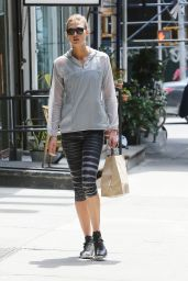 Karlie Kloss - Out in NYC, June 2015